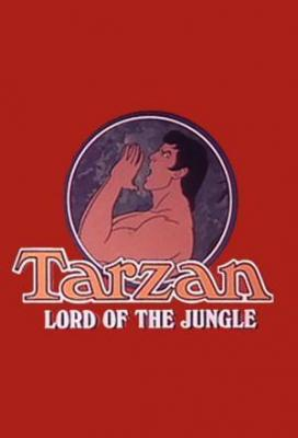 affiche Tarzan Lord of the Jungle