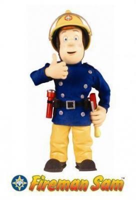 affiche Sam le pompier