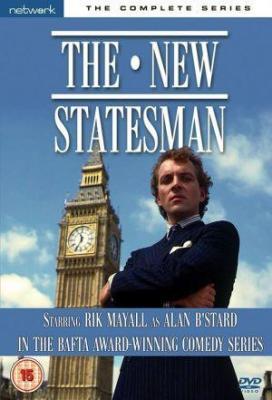 affiche The New Statesman