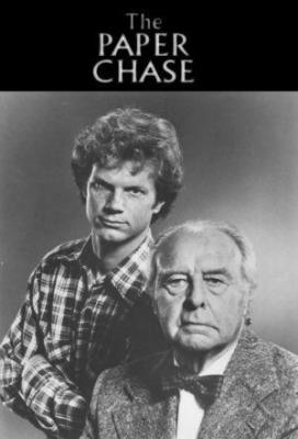 affiche The Paper Chase