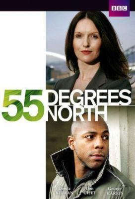 affiche 55 degrés nord
