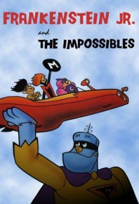 affiche Frankenstein Jr. and the Impossibles
