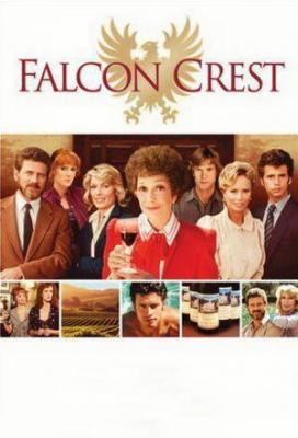affiche Falcon Crest