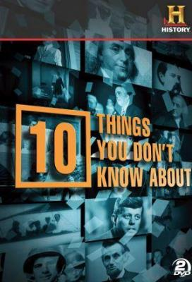 affiche 10 Things You Don't Know About