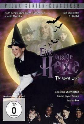 affiche The Worst Witch