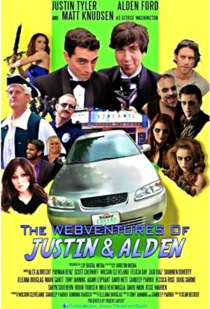 affiche The Webventures of Justin and Alden