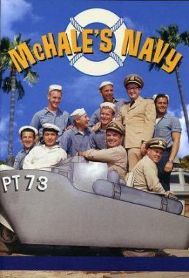 affiche McHale's Navy