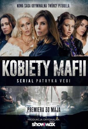 affiche Mafia Women