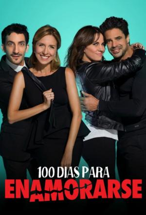 affiche 100 Days to Fall in Love