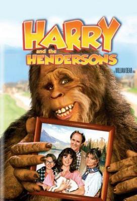 affiche Harry and the Hendersons