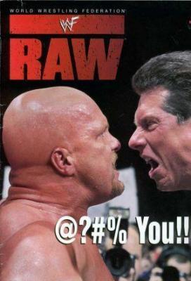 affiche WWE Raw is War