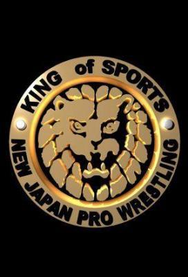 affiche NJPW on Samurai TV