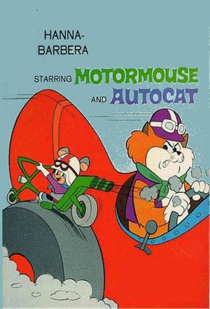 affiche Motormouse and Autocat