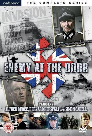 affiche Enemy at the Door