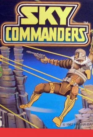 affiche Sky Commanders