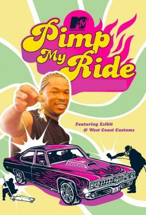 affiche Pimp My Ride