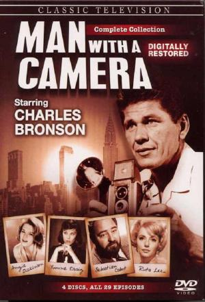 affiche Man with a Camera
