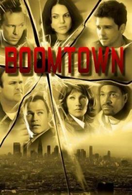 affiche Boomtown