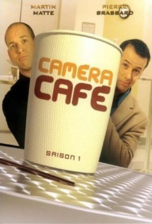 affiche Caméra Café (Canada)