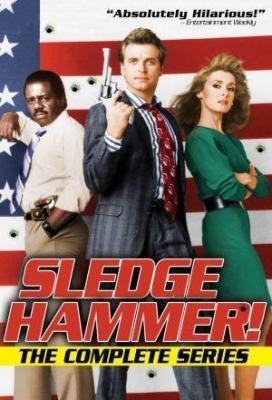 affiche Sledge Hammer!
