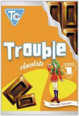 affiche Trouble Chocolate