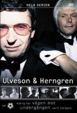 affiche Ulveson och Herngren