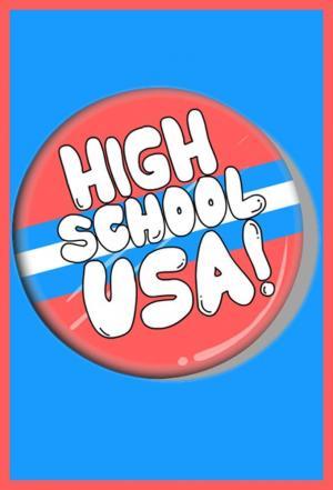 affiche High School USA!
