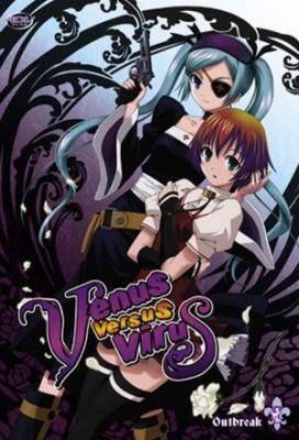 affiche Venus Versus Virus