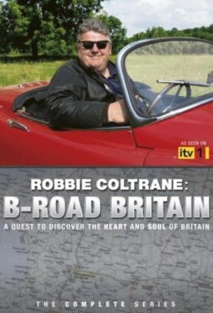 affiche Robbie Coltrane: B-Road Britain
