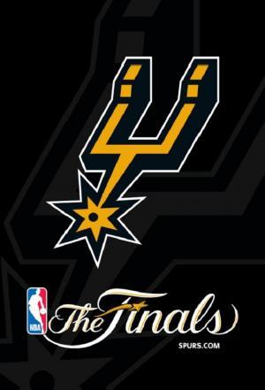 affiche San Antonio Spurs
