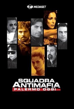 affiche Squadra Antimafia - Palermo Oggi
