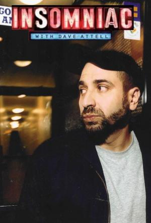 affiche Insomniac with Dave Attell