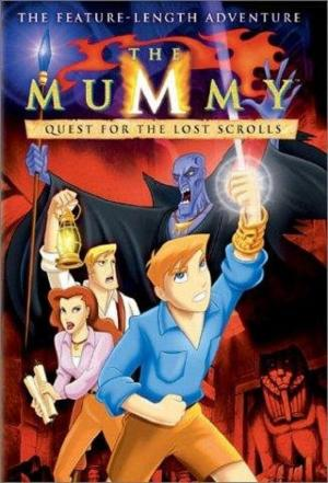 affiche The Mummy: The Animated Series