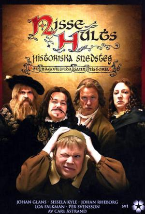 affiche Nisse Hults Historiska Snedsteg