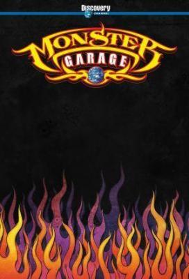 affiche Monster Garage
