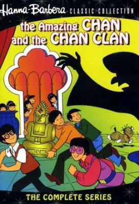 affiche The Amazing Chan and the Chan Clan