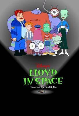 affiche Lloyd in Space