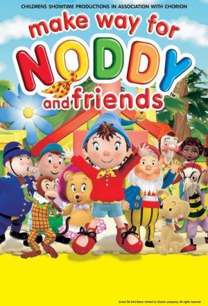 affiche Make way for Noddy!