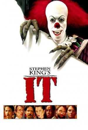 affiche It (Stephen King)