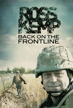 affiche Ross Kemp Back On The Frontline