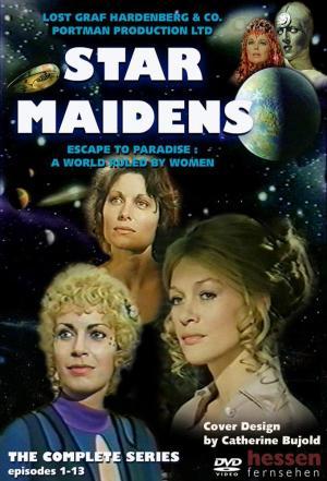 affiche Star Maidens