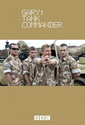 affiche Gary: Tank Commander