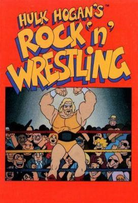 affiche Hulk Hogan's Rock 'N' Wrestling