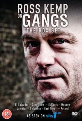 affiche Ross Kemp On Gangs