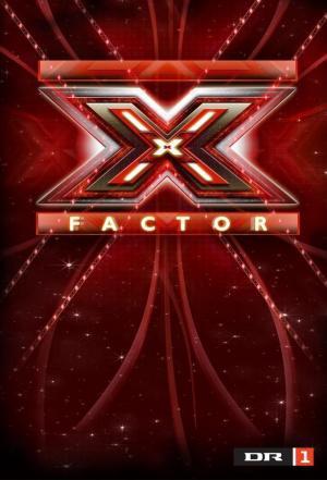 affiche X Factor (DK)