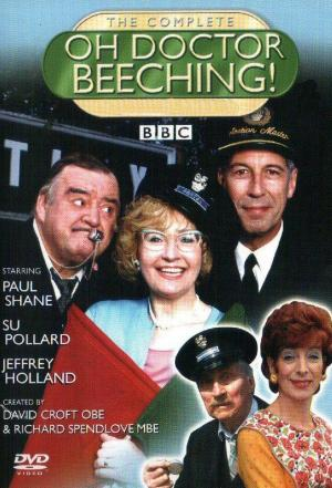 affiche Oh, Doctor Beeching!