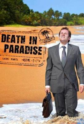 affiche Meurtres au paradis