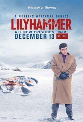 affiche Lilyhammer