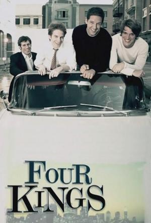 affiche Four Kings