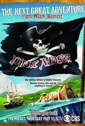affiche Pirate Master
